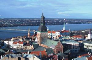 riga pearl of the baltics