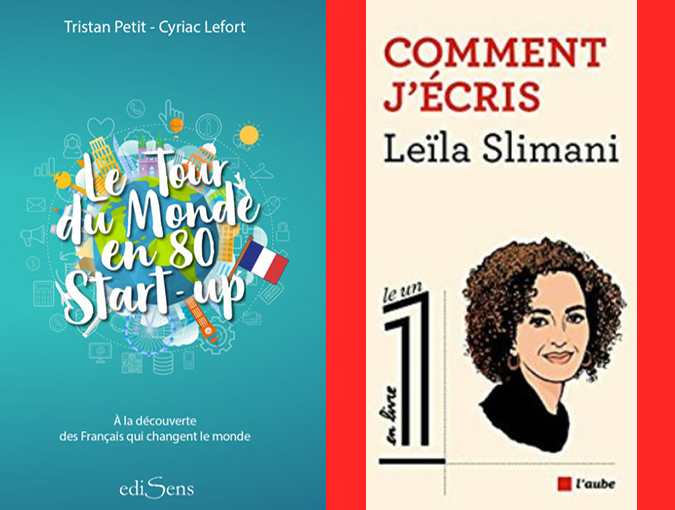 BookBlast® France | Top 5 French Reads June, 2018
