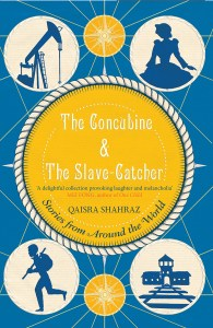 qaisra shahraz The Concubine the Slave Catcher bookblast 10x10 tour