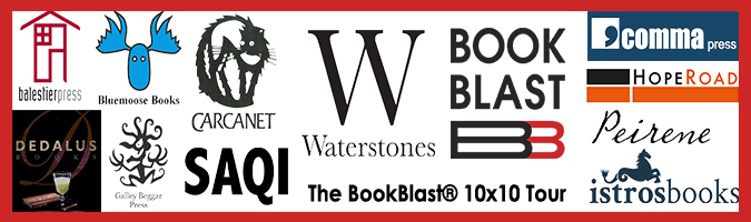 Media Release | THE BOOKBLAST® 10×10 TOUR in association with Waterstones