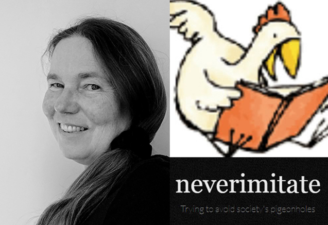 Blogosphere Interview | Jackie Law, Never Imitate, @followthehens