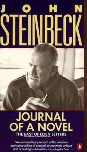 the journal of a novel john steinbeck