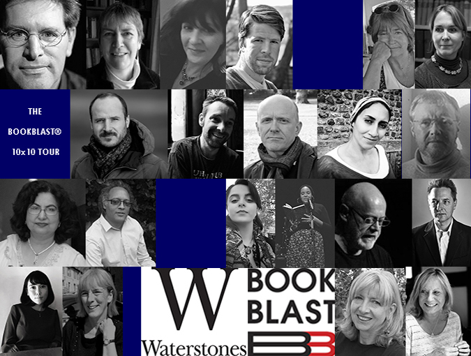 BookBlasts® | Full Tour Listings: The BookBlast® 10×10 Tour in association with Waterstones