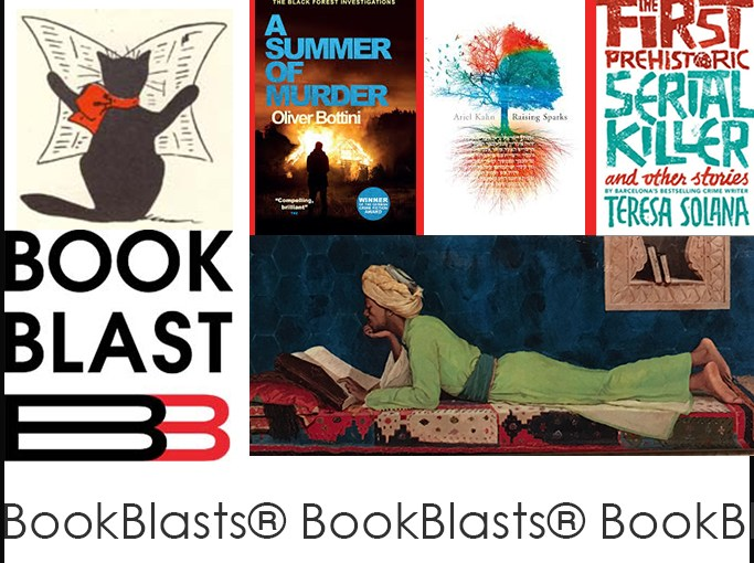 BookBlasts® | Top 5 Reads for Independent Minds | August 2018