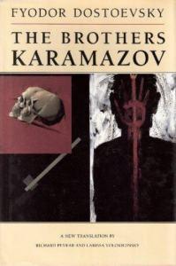 dostoyevsky brothers karamazov hardback first edition Richard Pevear, Larissa Volokhonsky