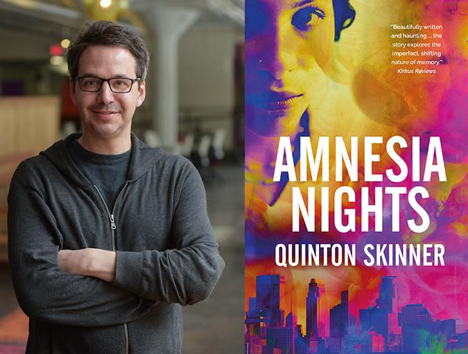 Interview | Quinton Skinner, author