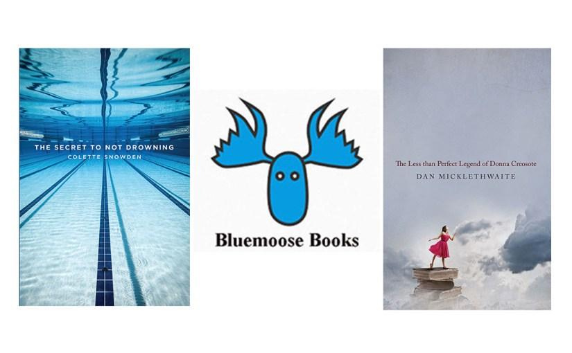 BookBlast® 10×10 Tour | Weds 12 Sept., Waterstones, Newcastle, 6.30 p.m.  | Dan Micklethwaite, Colette Snowden @Ofmooseandmen