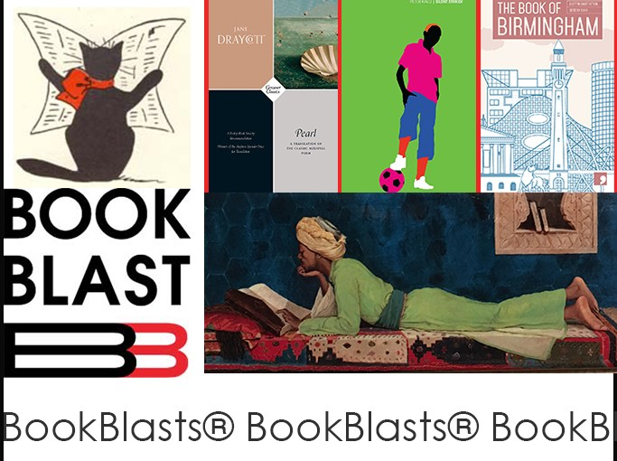 BookBlasts® | Top 5 Reads for Independent Minds | September 2018