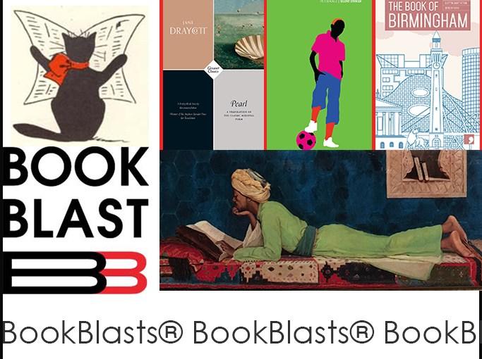 bookblast september 2018 top five reads