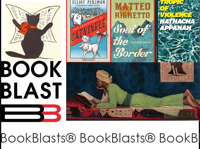 BookBlasts® | Top 5 Reads for Independent Minds | October 2018