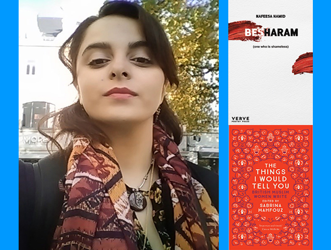 Interview | Nafeesa Hamid, poet | @NafeesaHamid