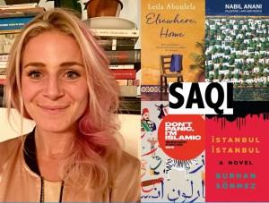 saqi bookblast diary interview