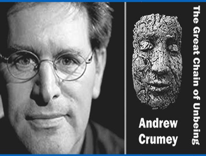Podcast LIVE | In Conversation with Andrew Crumey, author