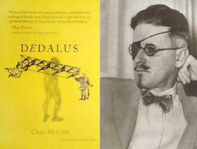 Review | Dedalus, Chris McCabe | Book of the Week
