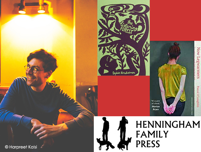 Interview | David Henningham, co-founder, Henningham Family Press | Indie Publisher of the Week