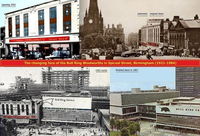 1960s birmingham centre comma press bookblast diary