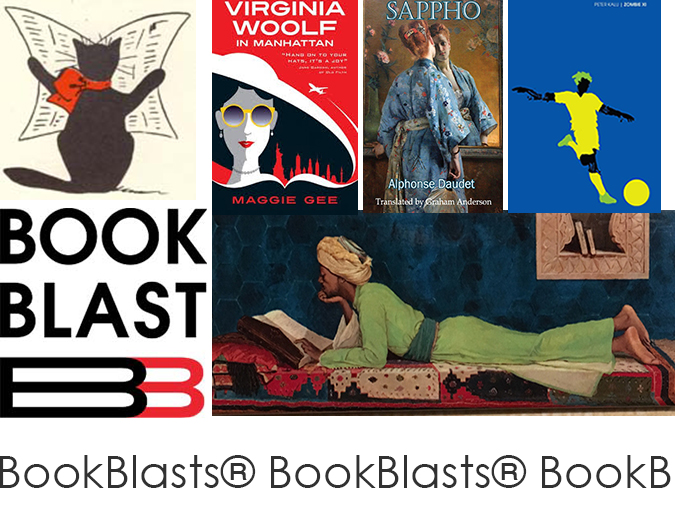 BookBlasts® | Top 10 Reads for Independent Minds | November-December 2018