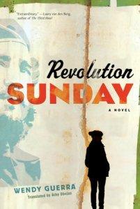 revolution sunday bookblast diary