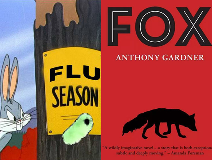 fox anthony gardner bookblast diary review