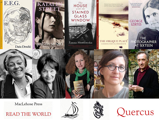 Spotlight Read The World With Maclehose Press 5 Notable