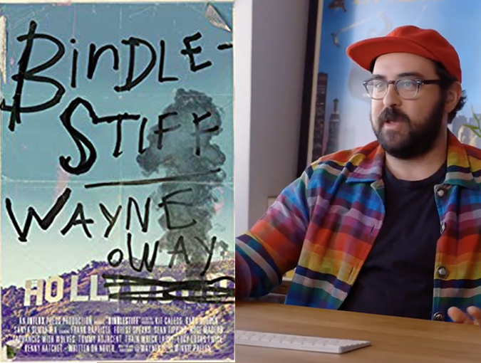 Review | Bindlestiff, Wayne Holloway | Book of the Week