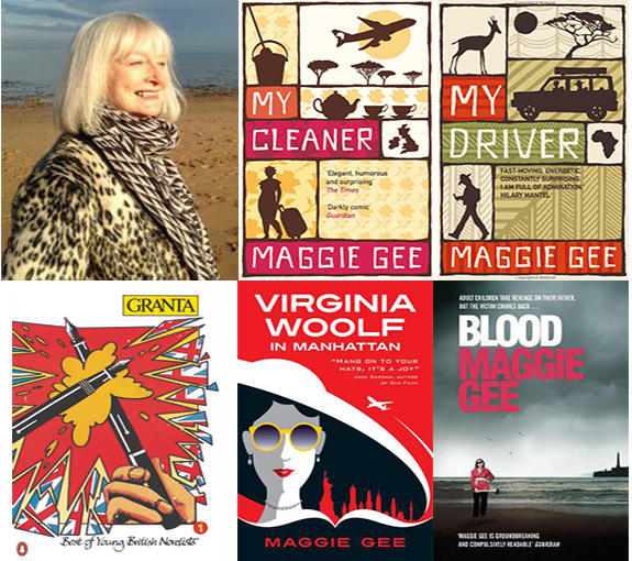 Interview | Print & Podcast | Maggie Gee, author