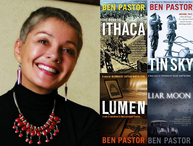 ben pastor author interview bookblast diary