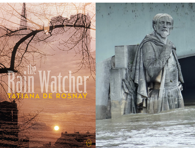 bookblast diary review the rain watcher tatiana de rosnay