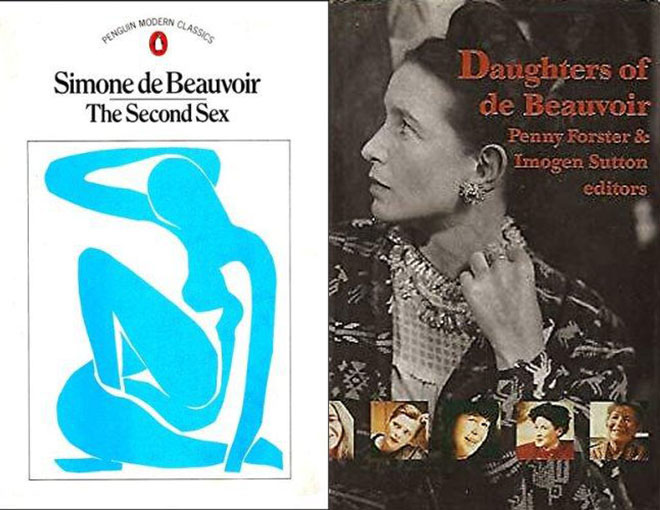simone de beauvoir bookblast diary Beyond Words French Literature Festival