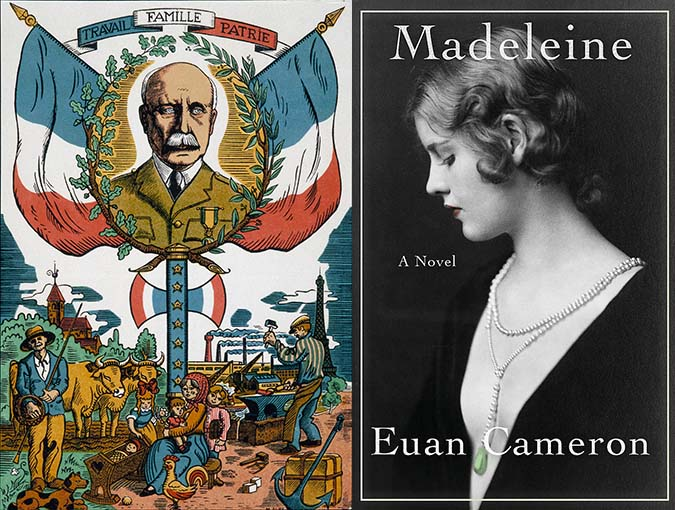 Review | Madeleine, Euan Cameron | MacLehose Press