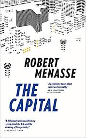 robert menasse the capital maclehose press bookblast diary