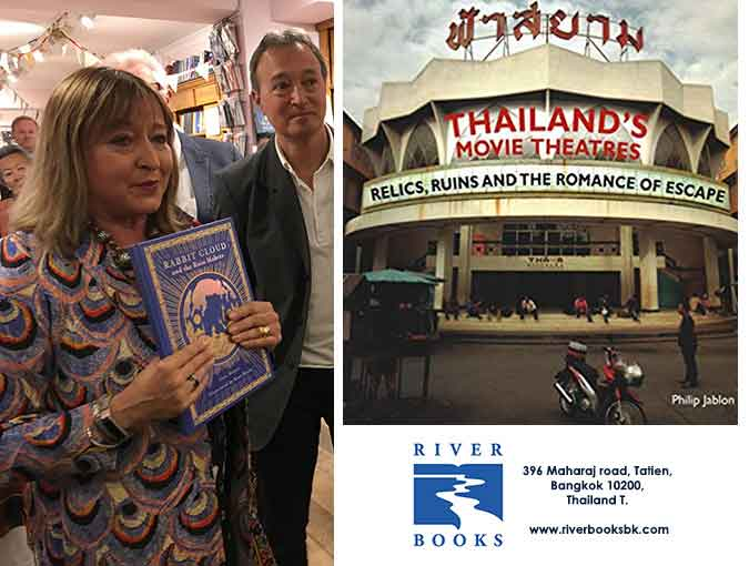 Podcast LIVE | Talking Thai with Narisa Chakrabongse, River Books | Indie Publisher of the Week