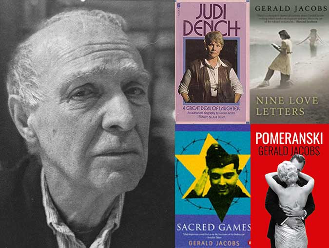 Interview | Gerald Jacobs, writer and critic