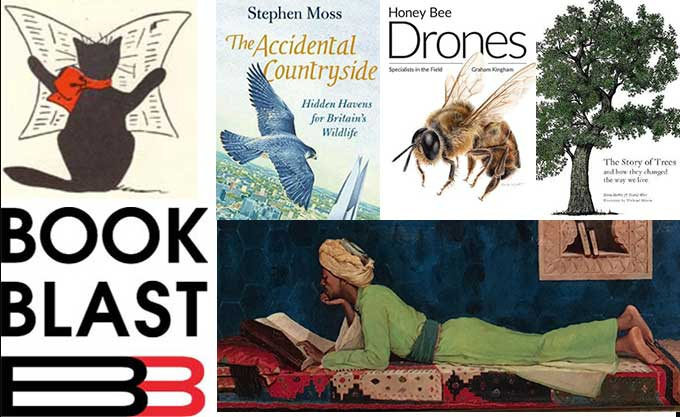 BookBlasts® | Top 5 Nature Books for Independent Minds | May, 2020