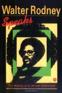 walter rodney speaks bookblast diary top ten book list
