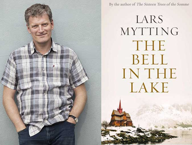Guest Review | Rachel Goldblatt | The Bell in the Lake, Lars Mytting | MacLehose Press