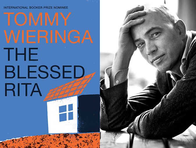 Guest Review | Lucy Popescu | The Blessed Rita, Tommy Wieringa | Scribe UK