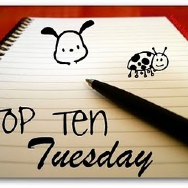 Top Ten Tuesday REWIND: Top Ten Bookish People You Want To Meet