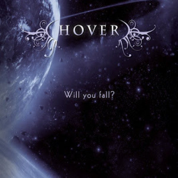 Cover Reveal: Hover by Melissa West