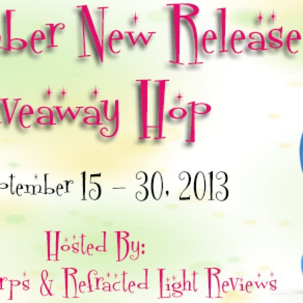 Win a September 2013 New Release [GIVEAWAY]!