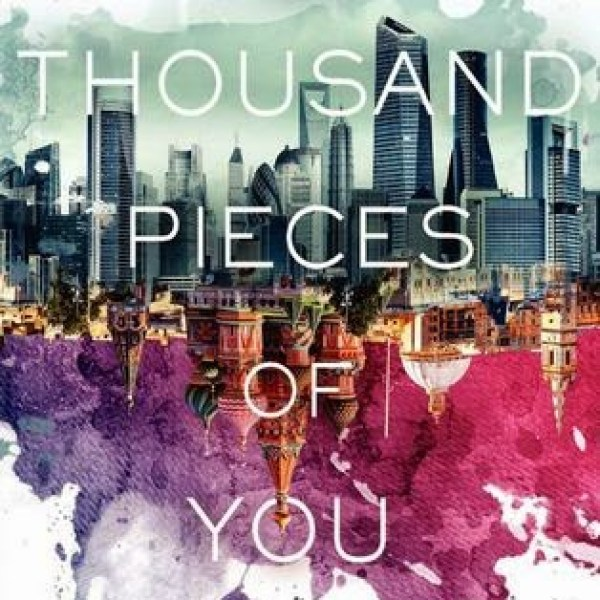 """Travel Far Enough, You Meet Yourself"" Review: A Thousand Pieces of You by Claudia Gray"