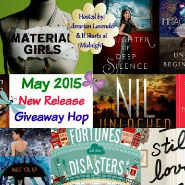 GIVEAWAY CONTEST: May New Release Giveaway Hop!