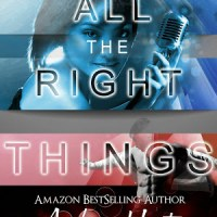 All the Right Things Cover Reveal
