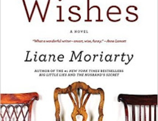 Three Wishes by Liane Moriarty