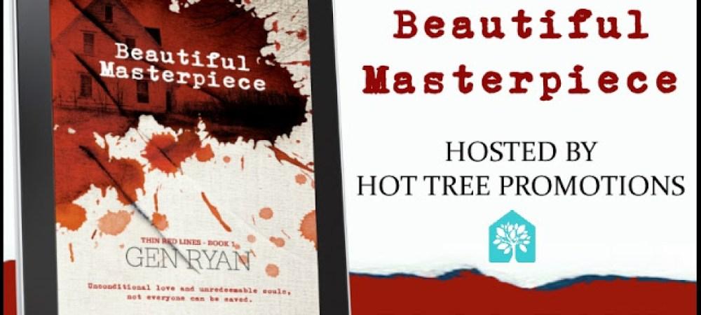 Beautiful Masterpiece by Gen Ryan Book Tour