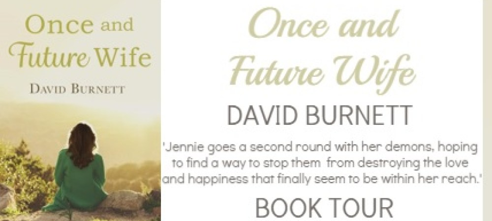 BOOK TOUR with REVIEW: Once and Future Wife by David Burnett