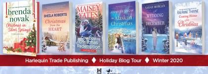 BOOK REVIEW: CHRISTMAS IN SILVER SPRING by BRENDA NOVAK @Brenda_Novak