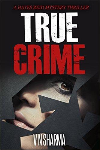Book Cover: TRUE CRIME by V N Sharma