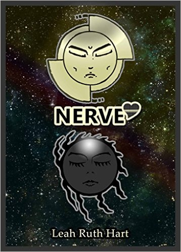 Book Cover: NERVE by Leah Ruth Hart