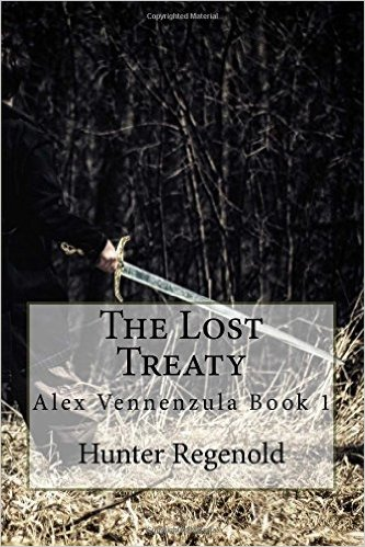 Book Cover: The Lost Treaty by Hunter Solomon Regenold
